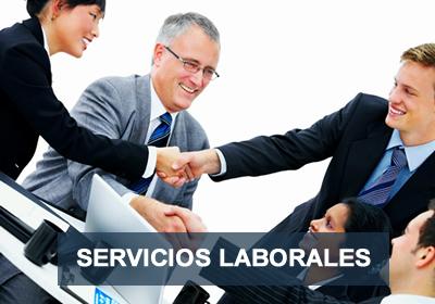 SERVICIOS LABORALES