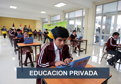 EDUCACION PRIVADA