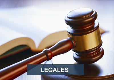 ASESORIA LEGALES